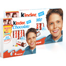 Конкурс  «Kinder Chocolate» (Киндер Шоколад) «Звездный час с Kinder Chocolate»