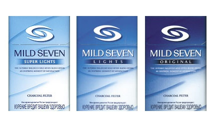 Mild seven купить сигареты табачные изделия новомосковск