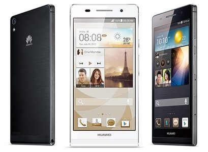 Win one of three Huawei Ascend P6 smartphones