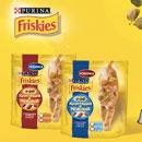 Акция  «Friskies» (Фрискис) «Хрустящий и Нежный»