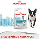 Конкурс  «Royal Canin» (Роял Канин) «Royal Canin Urban Lifestyle»