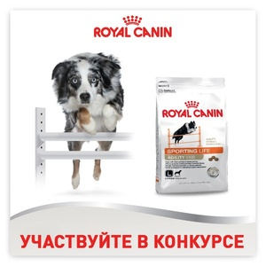 Royal Canin -  Royal Canin Sporting Life