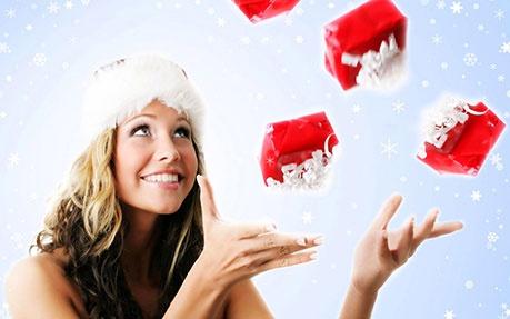 Как дарить новогодние подарки, или Намазано ли медом под 80