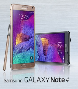 Викторина Samsung GALAXY Note 4