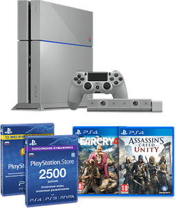 PS4 «20 лет PlayStation