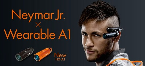 PANASONIC «Neymar Jr. Crazy Skills»