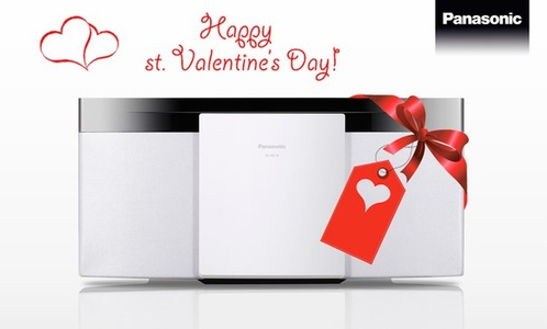 Panasonic  «Valentine's Day»