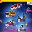 Акция  «Lego» «LEGO Movie 2»