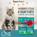 Конкурс  «Purina One» (Пурина Ван) «Purina One Яндекс. Маркет»
