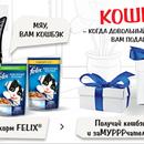 Акция  «Felix» (Феликс) «Felix КОШбэк 2020»