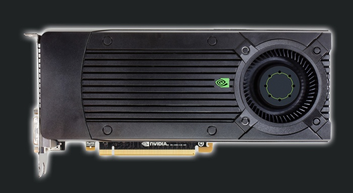 Видеокарта GeForce GTX 670