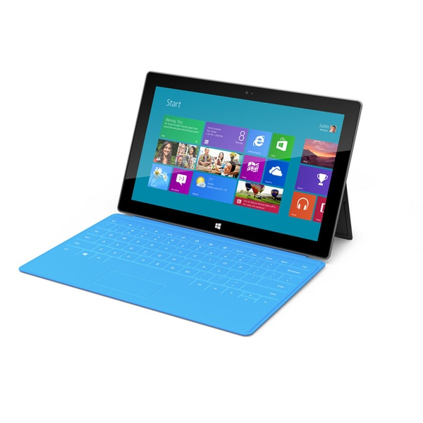 Планшет Microsoft Surface с ОС Windows RT