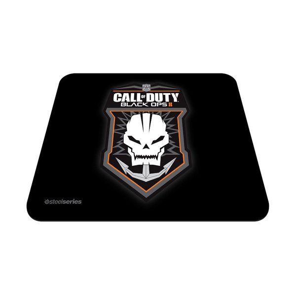 Игровой коврик SteelSeries Call of Duty®: Black Ops II QcK Badge Edition
