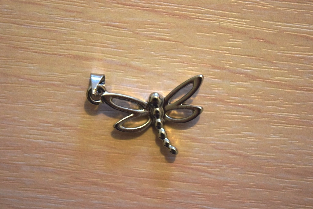 фото подвески стрекоза санлайт