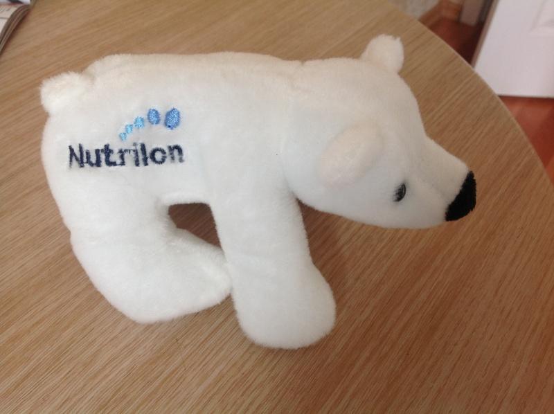 Нутрилон медведь в подарок