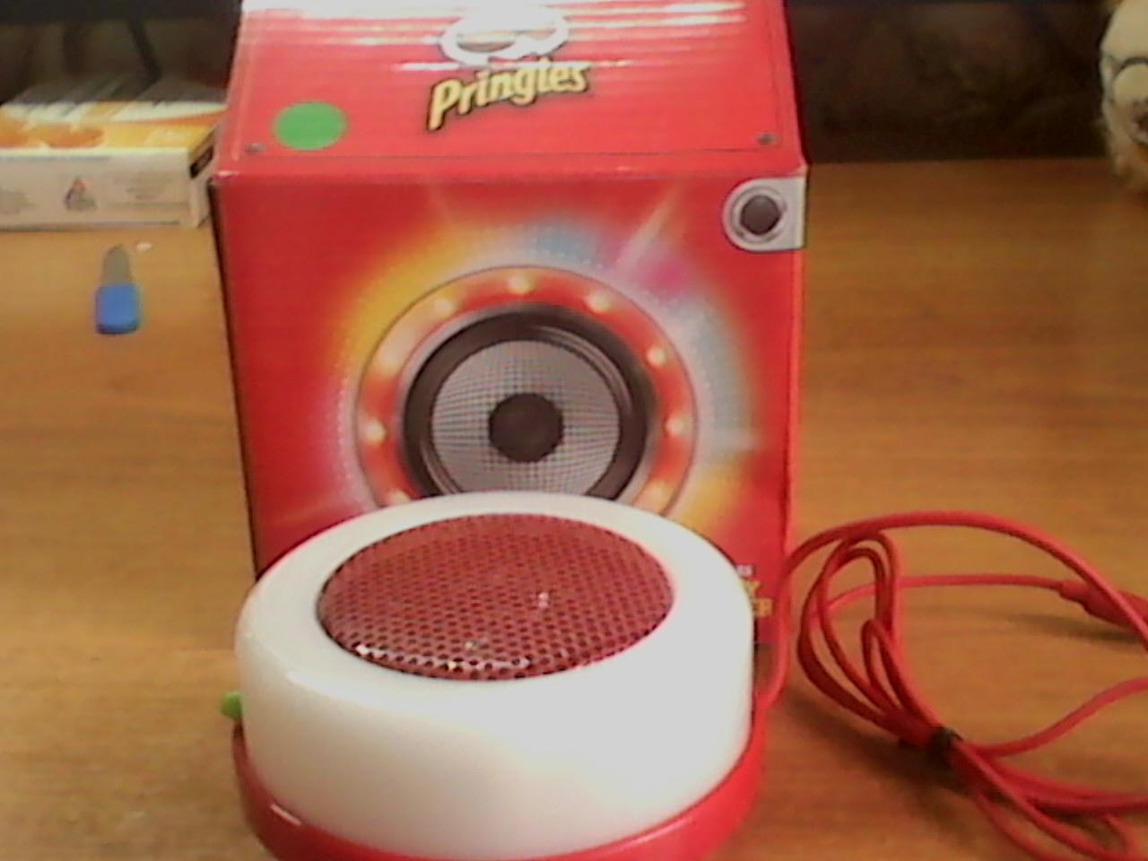 Беспроводной динамик от Pringles Отзывы покупателей 914