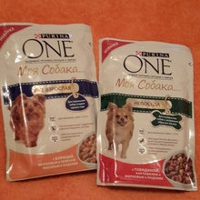 приз от Purina One
