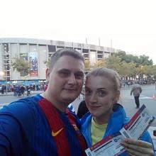 Поездка на матч ФК Барселона в Камп Ноу от Gillette