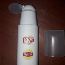 карманный вентилятор)) от Lay's