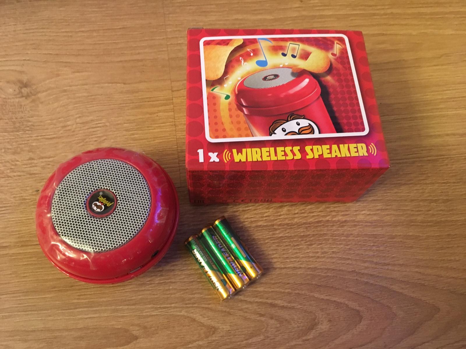 Беспроводной динамик от Pringles Отзывы покупателей 23