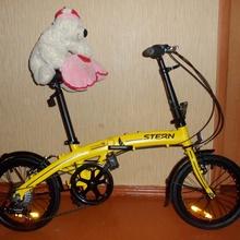 Велосипед Stern Compact 16 от Lay's