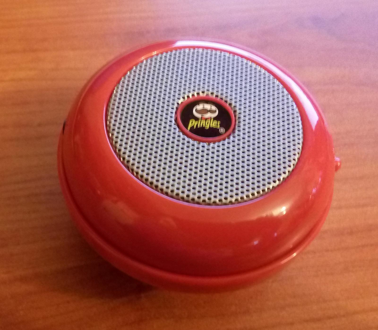 Беспроводной динамик от Pringles Отзывы покупателей 22