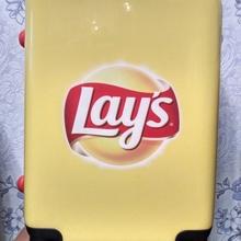 Чемодан от Lay's