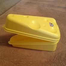 контейнер для сыра от Акции Hochland: «Празднуйте вместе с Hochland. 90 лет качества и традиций»