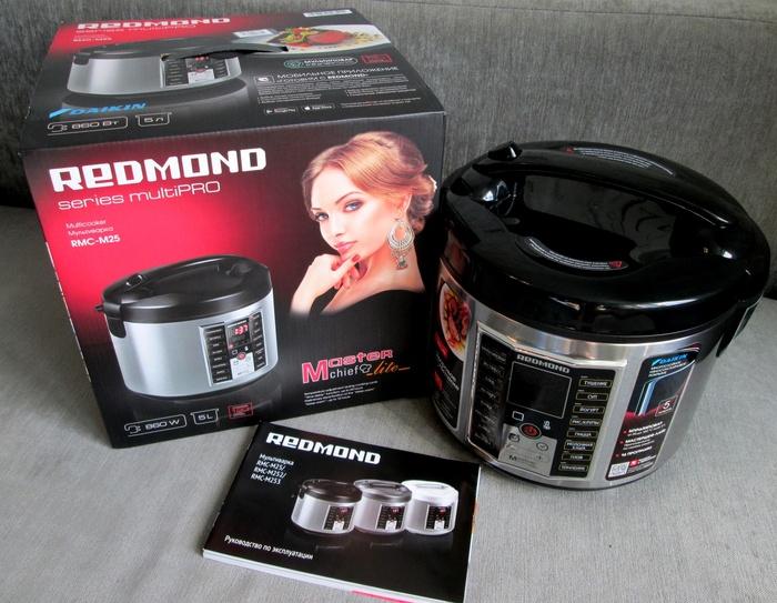 приз мультиварка Redmond Rmc M25silver Black 31900 баллов от
