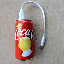 Зарядка от Coca-Cola