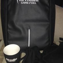 Кружка, рюкзак и свитшот от Adrenaline RUSH