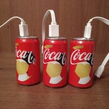 Зарядки. от Coca-Cola