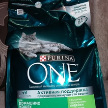 3 кг корма! от Purina One